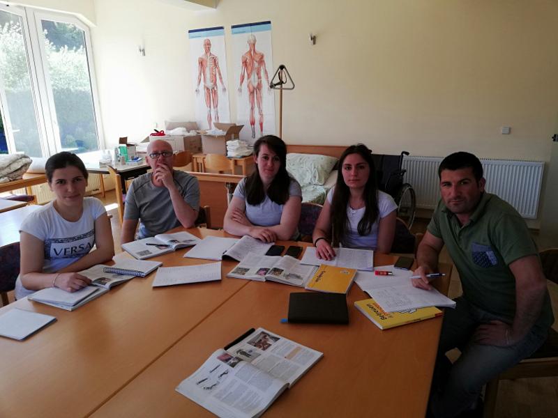 Prüfungsvorbereitungskurs incl. Telc Sprachprüfung B2